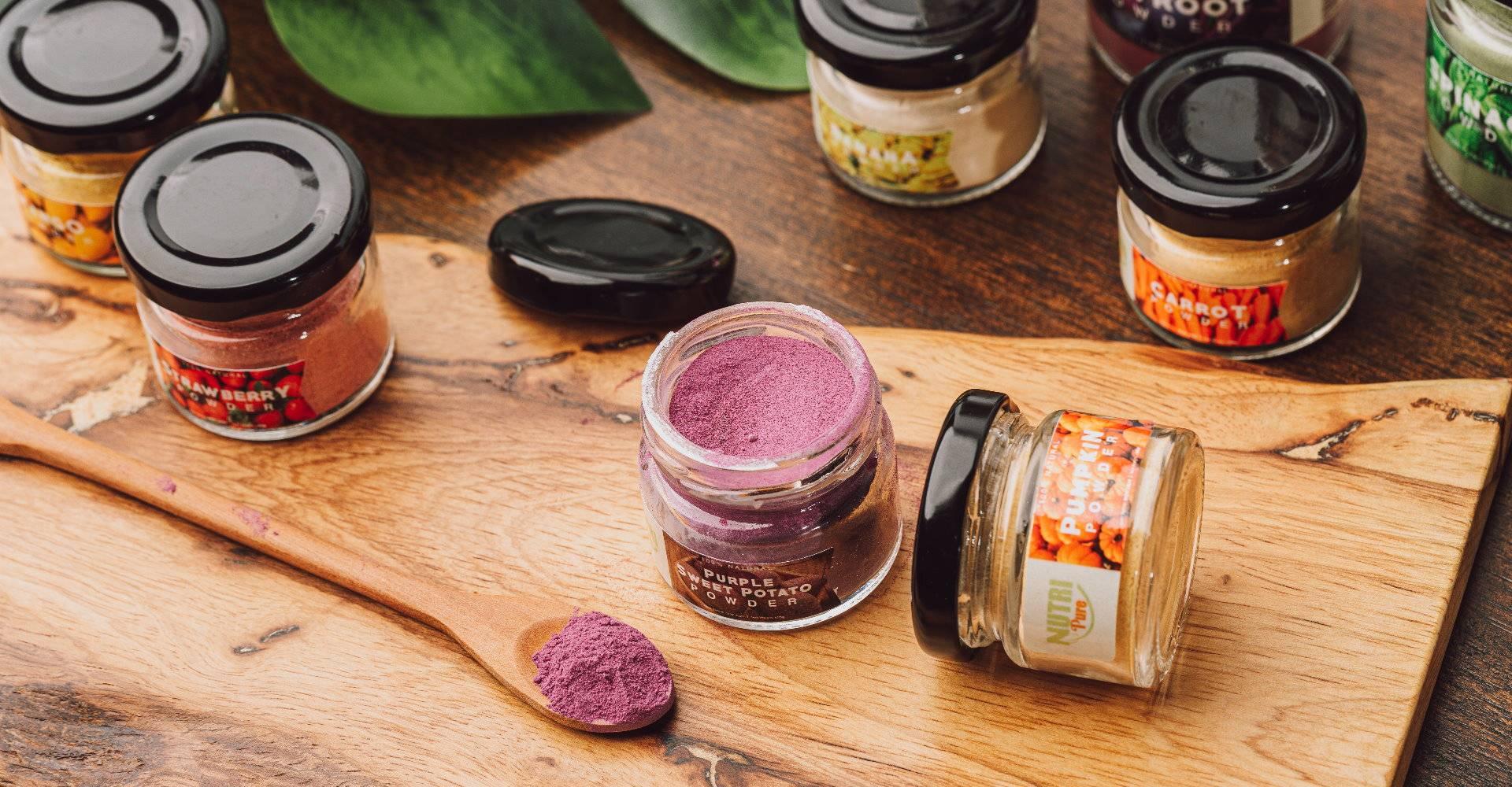 Nutri Pure Vegetable Powder